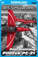 IRIS - Pro Training Series - Pilatus PC-21 [FSX]   Military Simulations   Scoop.it