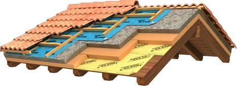 Ventilazione del tetto con i coppi | Ristrutturazione d'Interni | PreventiviCasa.net | Scoop.it