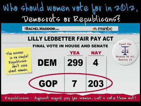 Who Should Women Vote for in 2012P | Coffee Party Feminists | Scoop.it