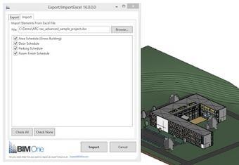 Free Excel Export/Import Add-in for Revit | BIM Design & Engineering | Scoop.it