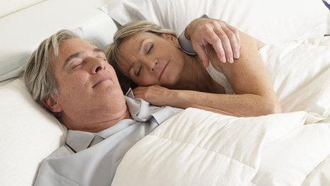 Le sommeil est crucial pour les gens de plus de 50 ans   Evelyne Renardier   Scoop.it