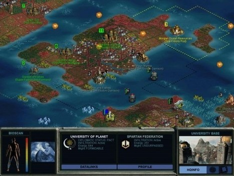 In honor of Neil Armstrong, here are some great video games set in ... | games2learn | Scoop.it