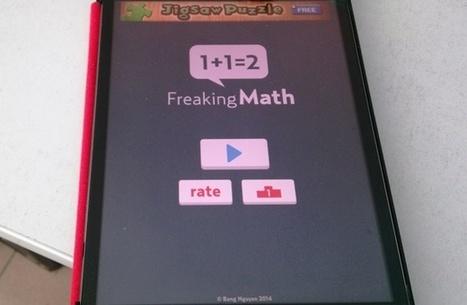 Tải game freaking math, game giải toán trên mobile, thể hiện IQ của mình | aothienvu | Scoop.it