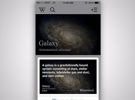 "Wikipedia's New iOS App Sees An Improved Design, Adds Social Features With Shareable ""Fact Cards"" 