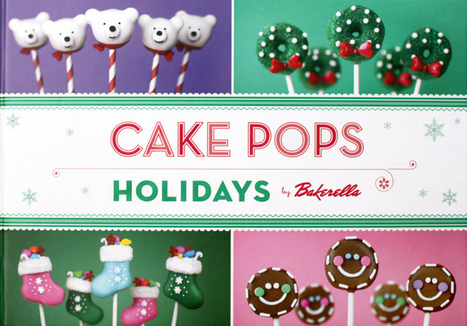 Bakerella Holiday Cake Pops book tour dates, plus ghost and reindeer | Cake pop e dintorni | Scoop.it