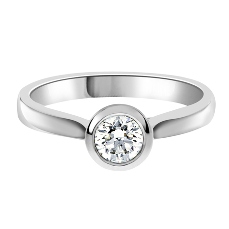 Laura Solitaire Engagement Ring- Loyes Diamonds | Engagement Rings Dublin. | Scoop.it