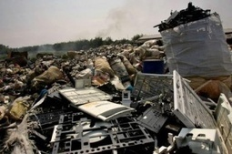 """Electronics waste piles higher than Mt Everest. Everyyear. Videos 