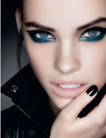 Lovely Smokey Eye Makeup for the Rocker | At Home Beauty Treatments | Scoop.it