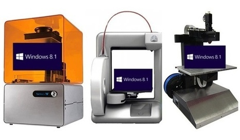 What Does Windows 8.1 Support for 3D Printers Mean? | Printer Support | Scoop.it