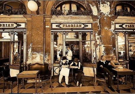 15 of the best historic cafes in Europe | UIT DE KRANTEN BY PATRICIA FAVETTA | Scoop.it