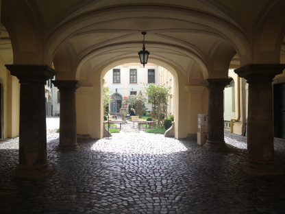 Done-Travel Photo of the Day: Brukenthal Museum, Sibiu | Travel Tweaks | Travel Romania | Scoop.it