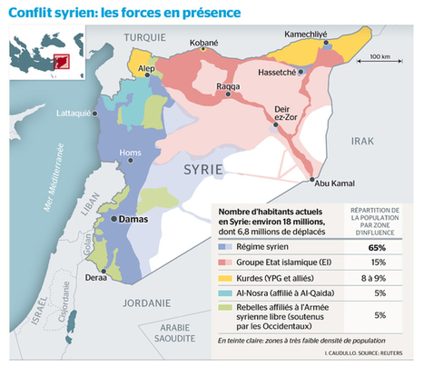 Comment Bachar el-Assad est redevenu incontournable | Géopolitique & Cartographie | Scoop.it