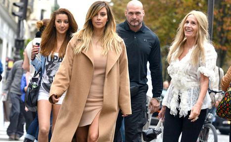Les manteaux de Kim Kardashian   La mode en vestes et manteaux   Scoop.it