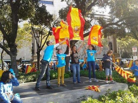 Día de la Hispanidad en Barcelona 12 de Octubre de 2013 - Libertad Digital | Economía Austríaca | Scoop.it