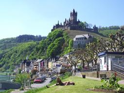 Cochem sur la Moselle   Allemagne tourisme et culture   Scoop.it