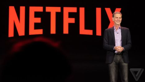 Netflix boss imagines replacing movies and TV shows with entertainment drugs | screen seriality | Scoop.it