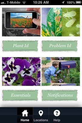 Cool Plant Tools: A Sampling of Plant-Related Apps (Part 2)   Erba Volant - Applied Plant Science   Scoop.it