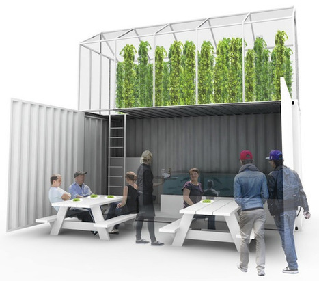 Something Fishy About London's Most Innovative Urban Farm ... | Vertical Farm - Food Factory | Scoop.it