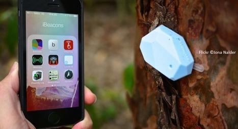 Beacons : le petit plus du service client ? | Médias sociaux et tourisme | Scoop.it