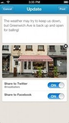 Foursquare Debuts New App for U.S. Businesses | Optimize your Social Media | Scoop.it