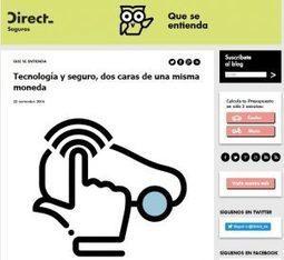 Tecnología y seguro, dos caras de una misma moneda | Mediación de Seguros en España | Scoop.it