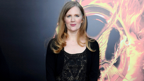 Suzanne Collins Breaks Silence to Support 'The Hunger Games: Catching Fire' | Tracking Transmedia | Scoop.it