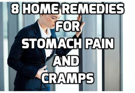 8 Home Remedies for Stomach Aches and Cramps | How To Have A Better Sex Life | Scoop.it