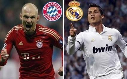 Regarder Le Match Bayern Munich Vs Real Madrid En Direct | Algerie musique | Scoop.it