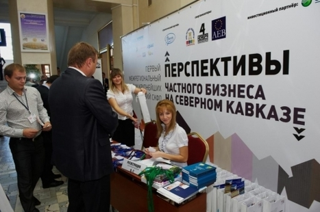 Economic investment forum gathers in the North Caucasus Federal District | The Circassian Star | Scoop.it