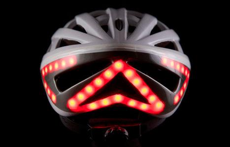 El casco con luz para ciclistas que busquen la máxima visibilidad | I didn't know it was impossible.. and I did it :-) - No sabia que era imposible.. y lo hice :-) | Scoop.it