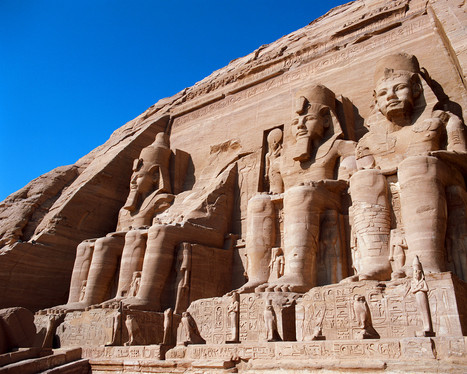 Ancient 'High Technology' Found Beneath Egypt? | Ancient Egypt and Nubia | Scoop.it