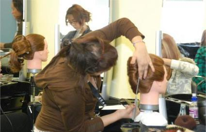 Make Your Career as a Cosmetic Artist By Joining Hair Dressing Courses in Melbourne | Academia International College | Scoop.it