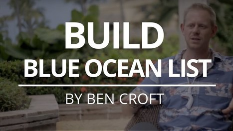 "The ""Blue Ocean"" List 