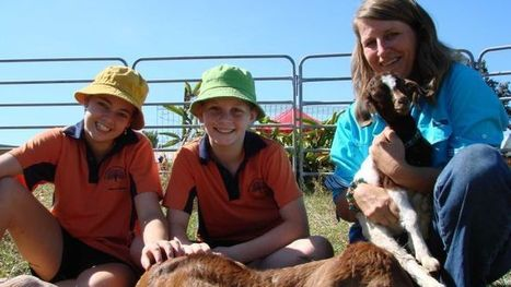 One of the best school farms you'll ever see | landcare | Scoop.it