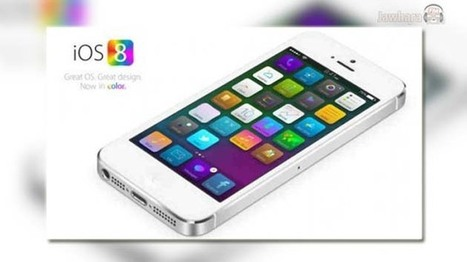 High Tech : Apple dévoile enfin son iOS 8 ! - Jawhara FM | Technology news | Scoop.it