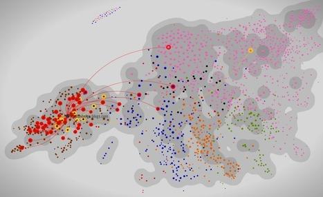 Christian Vanneste : quand la carte du Web éclaire la politique | Sciences sociales et la société en mouvement | Scoop.it