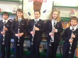 Clarinet Group | Isle of Portland Aldridge Community Academy | Clarinet Reeder | Scoop.it