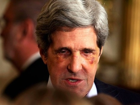 John Kerry Almost Beaten Up in Rome for Fostering the Expansion of ISIS | Global politics | Scoop.it