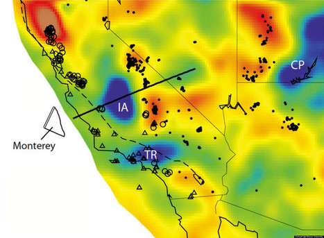Geology Mystery Solved By Discovery Of 'Lost' Tectonic Plate | Geology News | Scoop.it
