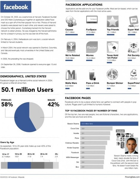 Taking a Look at Facebook Statistics from All Facebook   #Analytics #Metrics   Social Business Analytics   Scoop.it