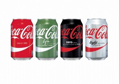 Coca-Cola redevient une masterbrand | Marketing et réseaux sociaux | Scoop.it