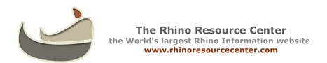 The Top Rhino Database | RHINO BIOLOGY & CONSERVATION | Scoop.it