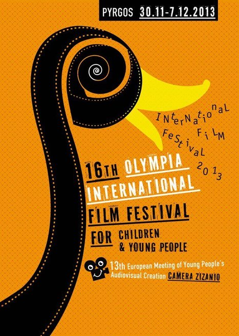16th OLYMPIA INTERNATIONAL FILM FESTIVAL | Katakolon Greece | Scoop.it