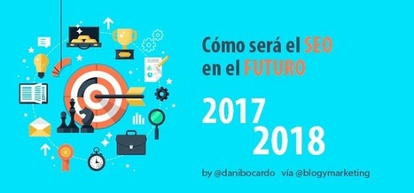 Cómo será el SEO en el futuro (2017-2018) | Francisco Javier Márquez Estrada | Scoop.it