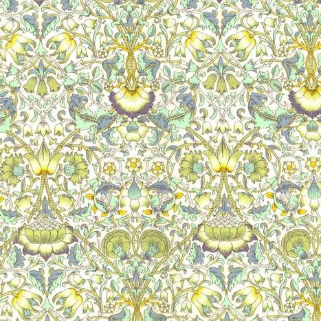 Liberty – Lodden Green | Alice Caroline - Liberty fabric, patterns, kits and more - Liberty of London fabric online | Everything Else | Scoop.it