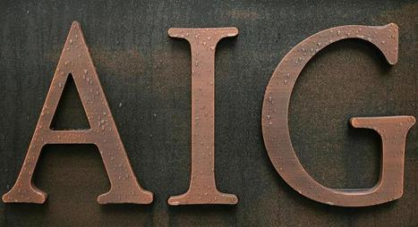 AIG uses ad campaign to thank taxpayers for bailout | Politico | Public Relations & Social Media Insight | Scoop.it