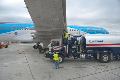 Le Boeing ecoDemonstrator B757 étend ses essais! | Veille de l'industrie aéronautique et spatiale - Salon du Bourget | Scoop.it