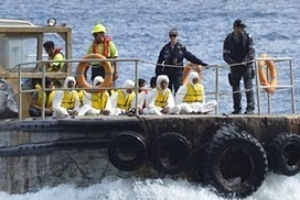 Stopping asylum seeker boats will take years, Angus Campbell says   Future Connections   Scoop.it
