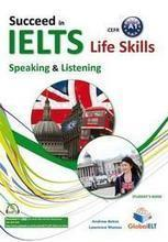 Succeed in IELTS Life Skills Speaking & Listening A1 Self-Study Edition (Student's Book, Self Study Guide & MP3 Audio CD) | IELTS Preparation links | Scoop.it