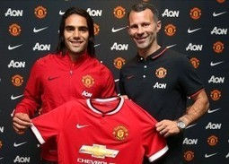Radamel Falcao To Bring Goals And Victories To Manchester United | Scoop Football News | Scoop.it